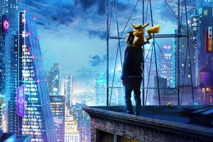 Pokemon Detective Pikachu 4k Movie