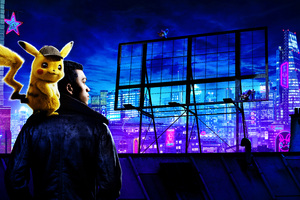 Pokemon Detective Pikachu Movie 10k