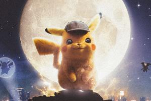 Pokemon Detective Pikachu Poster 5k Wallpaper
