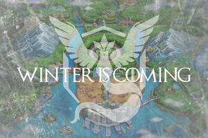 Pokemon GO Winter Is Coming