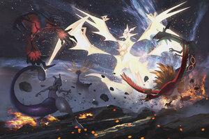 Pokemon Ultra Sun And Ultra Moon Wallpaper
