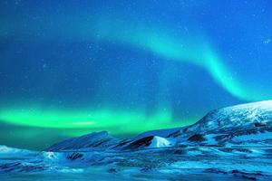 Polar Lights Aurora Wallpaper