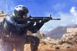 Police Swat 4k