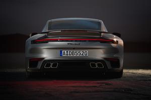 Porsche 2021 4k