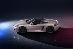 Porsche 718 Spyder 2021 Wallpaper