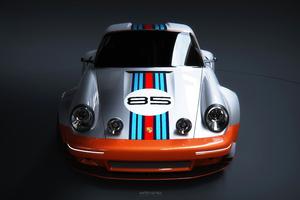 Porsche 85 Wallpaper