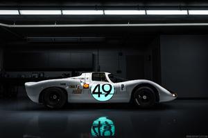 Porsche 907 Car