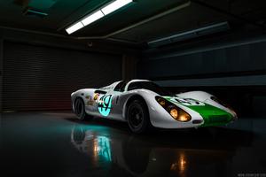 Porsche 907 Wallpaper