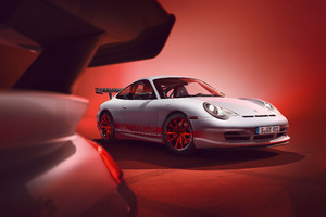 Porsche 911 4k 2020