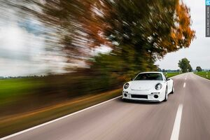 Porsche 911 Blur