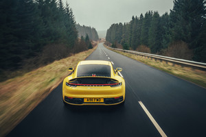 Porsche 911 Carrera 2019 4s Wallpaper