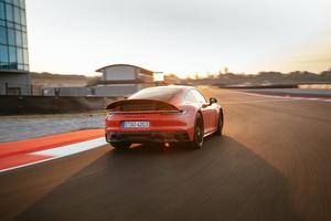 Porsche 911 Carrera Gts 4 Wallpaper