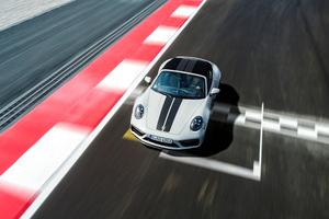 Porsche 911 Carrera Gts Cabriolet 5k Wallpaper