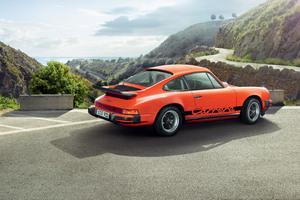 Porsche 911 Carrera HD Wallpaper