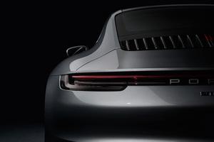 Porsche 911 Carrera S 2019 Rear