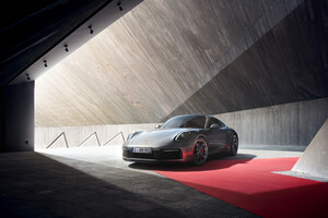 Porsche 911 Front 4k