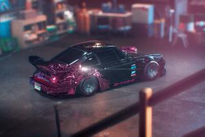 Porsche 911 Garage 4k