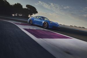 Porsche 911 GT3 2021 4k