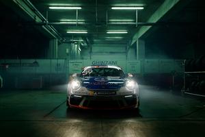 Porsche 911 Gt3 Cup 4k