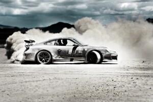 Porsche 911 GT3 Drift