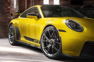Porsche 911 GT3 Exclusive 4k Wallpaper