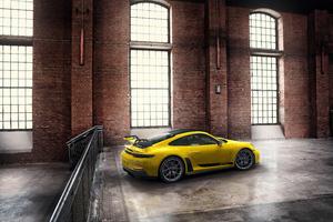 Porsche 911 GT3 Exclusive Wallpaper