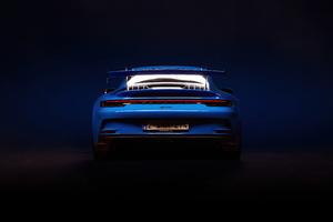 Porsche 911 GT3 Rear 5k Wallpaper