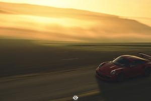 Porsche 911 GT3 RS 2018 4k