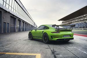 Porsche 911 GT3 RS 2018 Rear