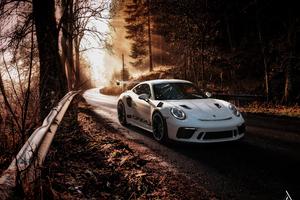 Porsche 911 GT3 RS 2019 CGI Wallpaper