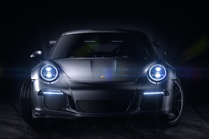 Porsche 911 GT3 Rs Cgi Wallpaper