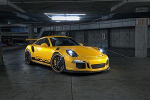 Porsche 911 Gtrsr Wallpaper
