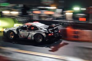 Porsche 911 Lego Rsr 4k