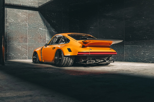 Porsche 911 Modified Custom 4k Wallpaper