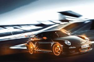 Porsche 911 On Track 5k Wallpaper
