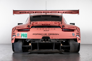 Porsche 911 RSR 2018 Rear