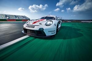 Porsche 911 RSR 2020 Wallpaper