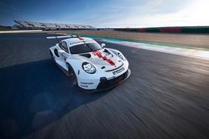 Porsche 911 RSR 4k 2020