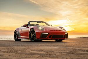 Porsche 911 Speedster 2020 Wallpaper