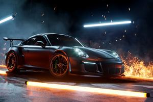Porsche 911 Sport Car