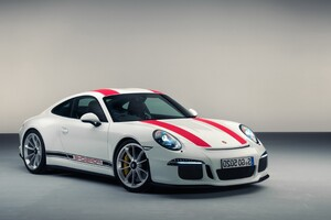 Porsche 911 Stripes Wallpaper