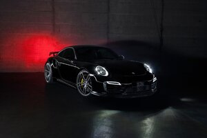 Porsche 911 Turbo 2 Wallpaper
