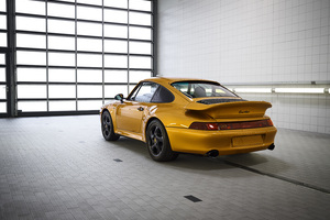 Porsche 911 Turbo Classic Series 2018 Rear