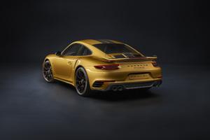 Porsche 911 Turbo S 2017 Wallpaper