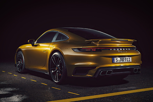 Porsche 911 Turbo S 4k 2020 Wallpaper