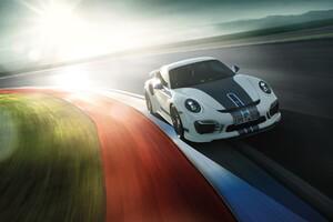 Porsche 911 Turbo S Wallpaper