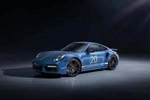 Porsche 911 TurboS 4k Wallpaper
