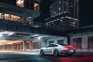 Porsche 911 White 2019 4k Wallpaper