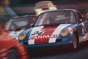 Porsche 912 R Cup On Spa Assetto Corsa 4k Wallpaper