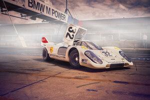 Porsche 917K Wallpaper